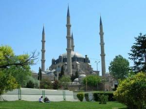 The Selimiye Camii