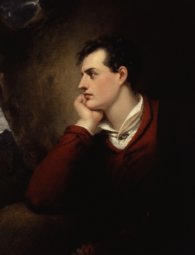 George Noel Gordon, Lord Byron