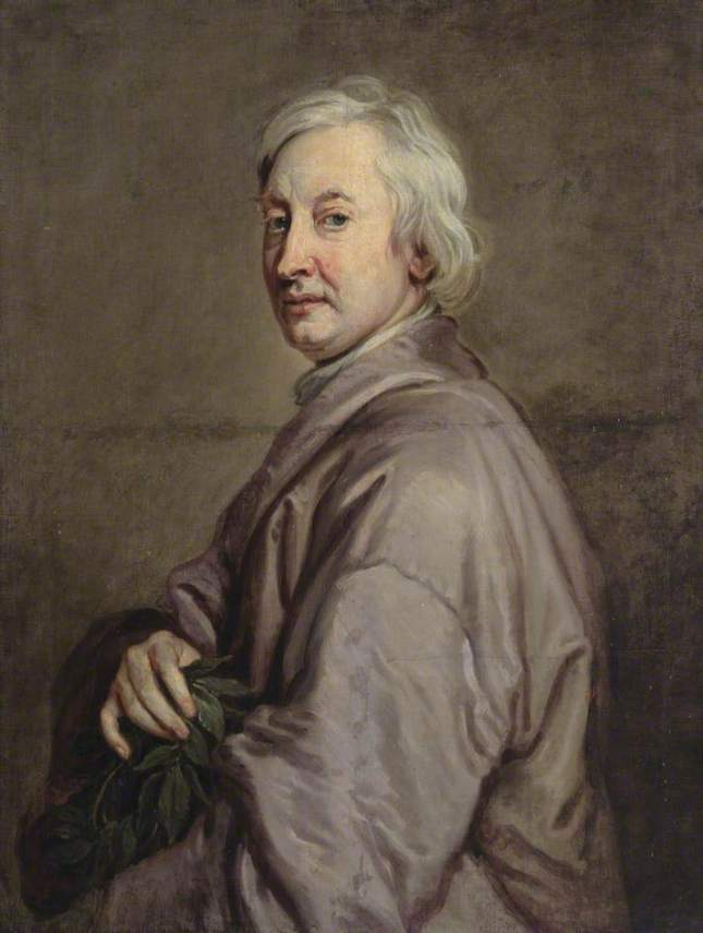 John Dryden, painted by Sir Godfrey Kneller