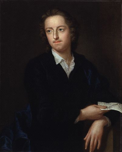 Thomas Gray, painted by John Giles Eccardt
