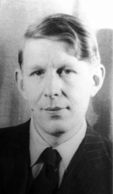 W. H. Auden, photographed by Carl Van Vechten, 1939